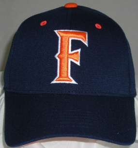 Fullerton Titans Team Color One Fit Hat