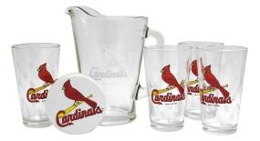 St. Louis Cardinals Pitcher Set