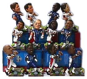 Pro Bowl 2003 Bobble Head Set