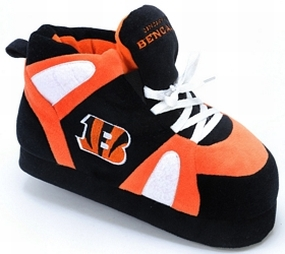 Cincinnati Bengals Boot Slippers