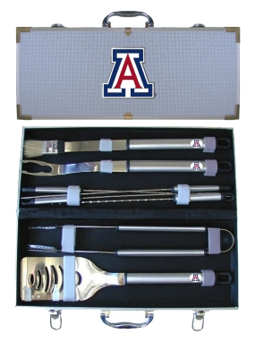 Arizona Wildcats BBQ Grilling Set