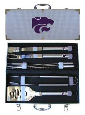 Kansas State Wildcats BBQ Grilling Set