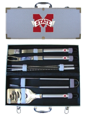 Mississippi State Bulldogs BBQ Grilling Set
