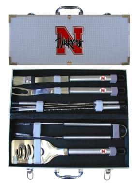 Nebraska Cornhuskers BBQ Grilling Set