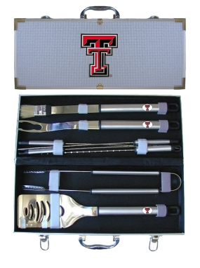 Texas Tech Red Raiders BBQ Grilling Set