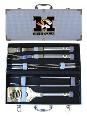 Missouri Tigers BBQ Grilling Set