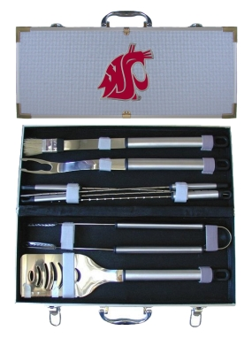 Washington State Cougars BBQ Grilling Set