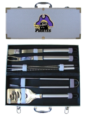 East Carolina Pirates BBQ Grilling Set