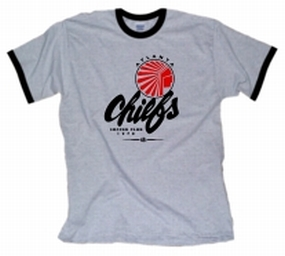 1978 Atlanta Chiefs Ringer T-Shirt