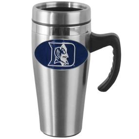 Duke Steel Mug w/Handle