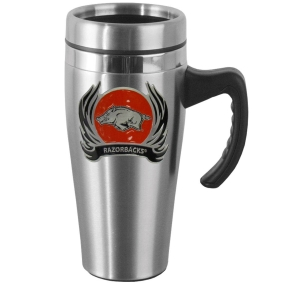 Arkansas Flame Steel Mug w/Handle
