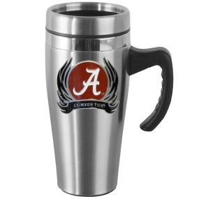 Alabama Flame Steel Mug w/Handle