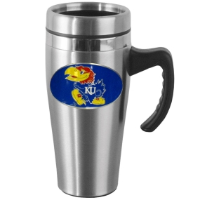 Kansas Steel Mug w/Handle