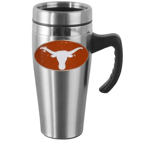 Texas Steel Mug w/Handle