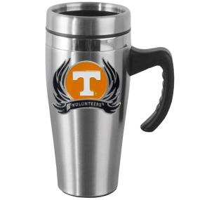 Tennessee Flame Steel Mug w/Handle