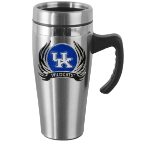 Kentucky Flame Steel Mug w/Handle
