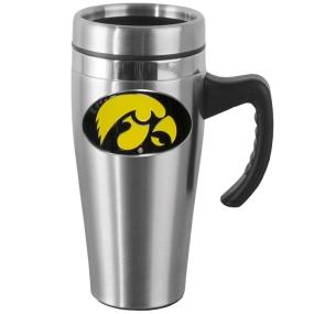Iowa Steel Mug w/Handle