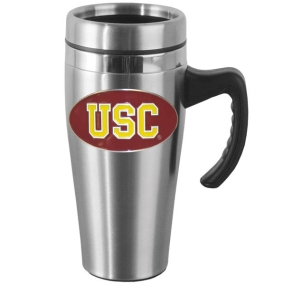 USC Steel Mug w/Handle