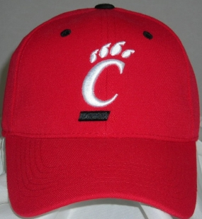 Cincinnati Bearcats Team Color One Fit Hat