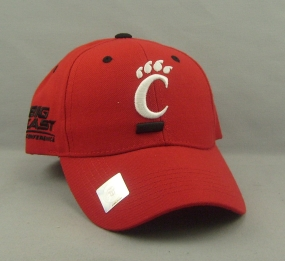 Cincinnati Bearcats Adjustable Hat