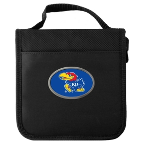 Kansas Jayhawks CD Case Holder