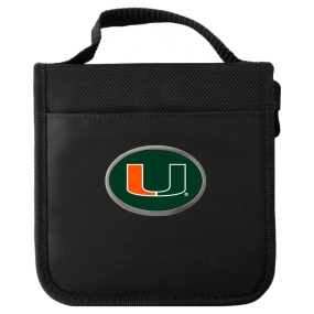 Miami Hurricanes CD Case Holder