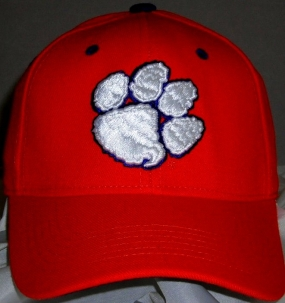 Clemson Tigers Team Color One Fit Hat
