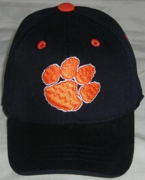Clemson Tigers Infant One Fit Hat