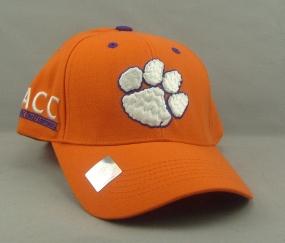 Clemson Tigers Adjustable Hat
