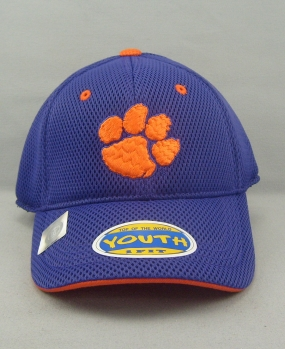 Clemson Tigers Youth Elite One Fit Hat