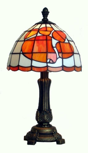 Clemson Tigers Accent Lamp