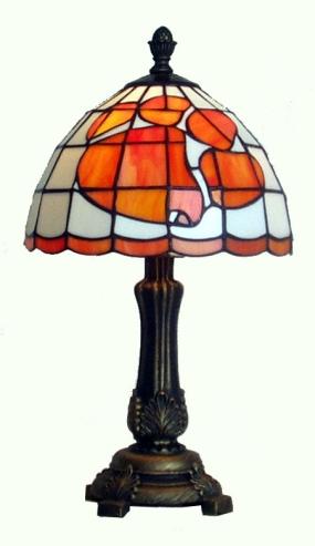 Clemson Tigers Accent Lamp
