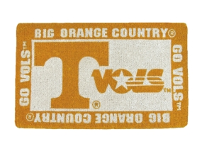 Tennessee Volunteers Welcome Mat
