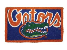 Florida Gators Welcome Mat