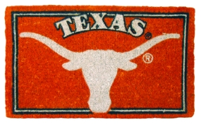 Texas Longhorns Welcome Mat