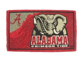 Alabama Crimson Tide Welcome Mat