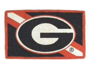 Georgia Bulldogs Welcome Mat