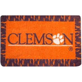 Clemson Tigers Welcome Mat