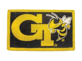 Georgia Tech Yellow Jackets Welcome Mat