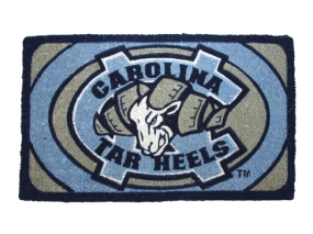 North Carolina Tar Heels Welcome Mat