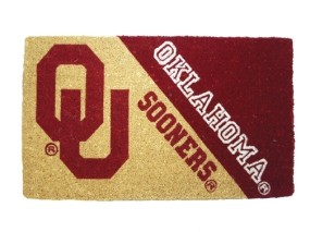 Oklahoma Sooners Welcome Mat