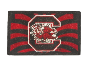 South Carolina Gamecocks Welcome Mat