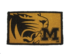 Missouri Tigers Welcome Mat