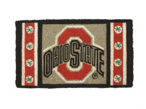 Ohio State Buckeyes Welcome Mat