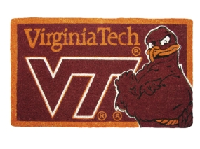 Virginia Tech Hokies Welcome Mat