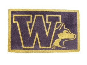 Washington Huskies Welcome Mat