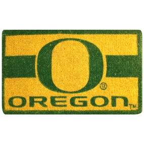 Oregon Ducks Welcome Mat