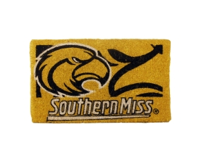 Southern Miss Golden Eagles Welcome Mat