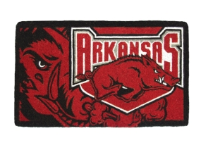 Arkansas Razorbacks Welcome Mat