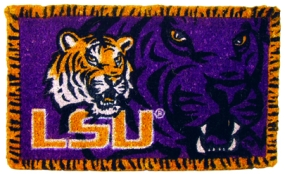 LSU Tigers Welcome Mat